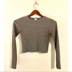 BP Cropped sweater